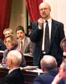 Vermont Rep. Bill Lippert
